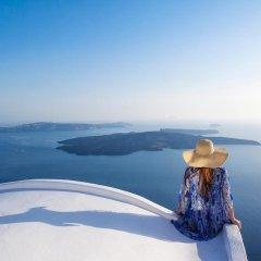 Отель Aliko Luxury Suites Греция, Остров Санторини - отзывы, цены и фото номеров - забронировать отель Aliko Luxury Suites онлайн приотельная территория фото 2