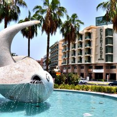Отель Claridge Hotel ОАЭ, Дубай - отзывы, цены и фото номеров - забронировать отель Claridge Hotel онлайн бассейн фото 2
