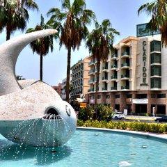 Claridge Hotel Dubai Дубай бассейн фото 2