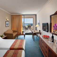 Golden Crown Hotel Израиль, Инбар - отзывы, цены и фото номеров - забронировать отель Golden Crown Hotel онлайн комната для гостей фото 4