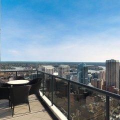 Отель Meriton Suites Pitt Street Австралия, Сидней - отзывы, цены и фото номеров - забронировать отель Meriton Suites Pitt Street онлайн балкон