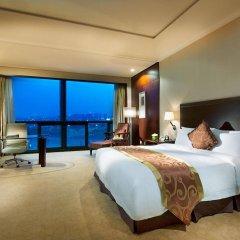 Отель Jin Jiang International Hotel Xi'an Китай, Сиань - отзывы, цены и фото номеров - забронировать отель Jin Jiang International Hotel Xi'an онлайн комната для гостей фото 3