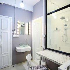 Meroom Hotel Пхукет ванная
