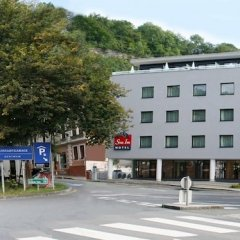 Star Inn Hotel Salzburg Zentrum, by Comfort вид на фасад фото 2
