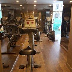 Отель Somerset Ho Chi Minh City фитнесс-зал фото 4