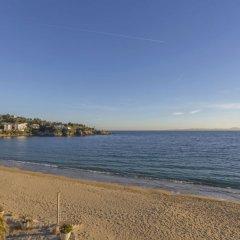 Отель Santa Lucía Испания, Курорт Росес - отзывы, цены и фото номеров - забронировать отель Santa Lucía онлайн пляж фото 2