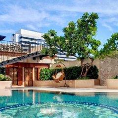 Evergreen Laurel Hotel Bangkok бассейн фото 2