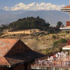 Отель Godavari Village Resort Непал, Лалитпур - отзывы, цены и фото номеров - забронировать отель Godavari Village Resort онлайн приотельная территория фото 2