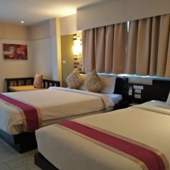 Отель Anyavee Ban Ao Nang Resort комната для гостей фото 4