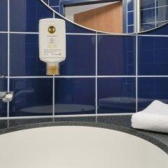 Отель B&B Hotel Dresden Германия, Дрезден - отзывы, цены и фото номеров - забронировать отель B&B Hotel Dresden онлайн ванная