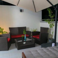Отель The Orca Мальдивы, Мале - отзывы, цены и фото номеров - забронировать отель The Orca онлайн балкон