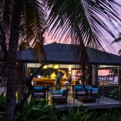 Отель Yasawa Island Resort & Spa гостиничный бар
