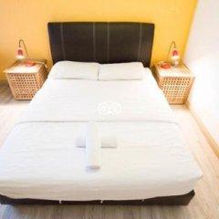 Отель Orange Pekoe Guesthouse Малайзия, Куала-Лумпур - отзывы, цены и фото номеров - забронировать отель Orange Pekoe Guesthouse онлайн ванная фото 2