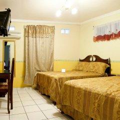 Отель Villa Marina B&B Гондурас, Тегусигальпа - отзывы, цены и фото номеров - забронировать отель Villa Marina B&B онлайн комната для гостей фото 2