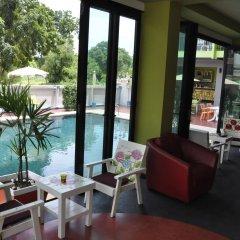 Отель UD Pattaya интерьер отеля
