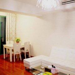 Апартаменты Shenzhen Haicheng Apartment комната для гостей фото 3