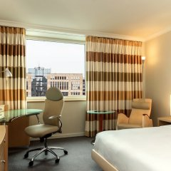 Отель Hilton Düsseldorf удобства в номере фото 2