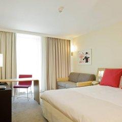 Отель Novotel Edinburgh Park Великобритания, Эдинбург - 1 отзыв об отеле, цены и фото номеров - забронировать отель Novotel Edinburgh Park онлайн комната для гостей