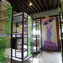 Отель Mexiqui Zocalo Мексика, Мехико - отзывы, цены и фото номеров - забронировать отель Mexiqui Zocalo онлайн фитнесс-зал