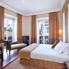 Отель Heritage Avenida Liberdade, a Lisbon Heritage Collection комната для гостей фото 4