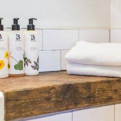 Отель Artist Residence Великобритания, Брайтон - отзывы, цены и фото номеров - забронировать отель Artist Residence онлайн ванная