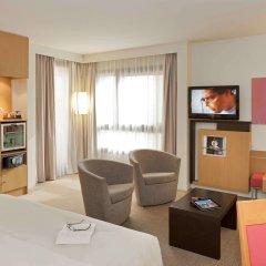 Отель Novotel Lyon Centre Part Dieu Франция, Лион - отзывы, цены и фото номеров - забронировать отель Novotel Lyon Centre Part Dieu онлайн комната для гостей фото 3