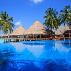 Отель Sun Aqua Vilu Reef пляж
