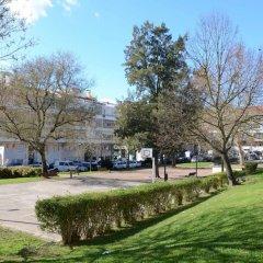 Отель Lisbon Backpackers Guesthouse парковка