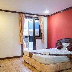 Отель Baan Natacha Beachfront Guesthouse комната для гостей фото 5