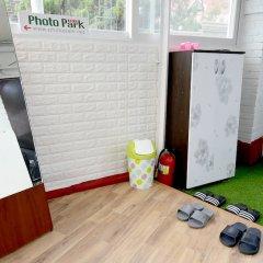 Отель Photo Park Guesthouse Сеул фитнесс-зал