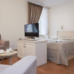 Апартаменты Natalex Apartments комната для гостей фото 4