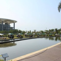 Отель Xiamen International Conference Center Hotel Китай, Сямынь - отзывы, цены и фото номеров - забронировать отель Xiamen International Conference Center Hotel онлайн приотельная территория