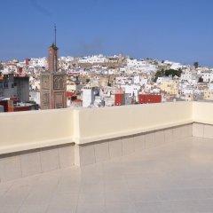Отель Mauritania Centre Tanger Марокко, Танжер - отзывы, цены и фото номеров - забронировать отель Mauritania Centre Tanger онлайн балкон