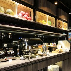 Lulu Hotel Сингапур питание