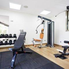 Invisa Hotel Es Pla - Только для взрослых фитнесс-зал фото 2