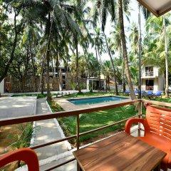 Отель OYO 26851 La Perla Resort Индия, Морджим - отзывы, цены и фото номеров - забронировать отель OYO 26851 La Perla Resort онлайн балкон