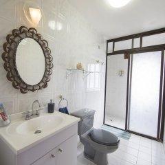 Отель Casa Ayvar Мексика, Мехико - отзывы, цены и фото номеров - забронировать отель Casa Ayvar онлайн ванная фото 2