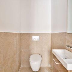 Отель 91 - Urban Picasso Le Marais Франция, Париж - отзывы, цены и фото номеров - забронировать отель 91 - Urban Picasso Le Marais онлайн ванная