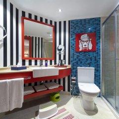 Letoonia Golf Resort Турция, Белек - 2 отзыва об отеле, цены и фото номеров - забронировать отель Letoonia Golf Resort онлайн ванная фото 2