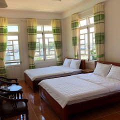 Ngoc Loan Hostel Далат комната для гостей фото 4