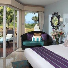 Отель Taj Bentota Resort & Spa Шри-Ланка, Бентота - 2 отзыва об отеле, цены и фото номеров - забронировать отель Taj Bentota Resort & Spa онлайн комната для гостей фото 5