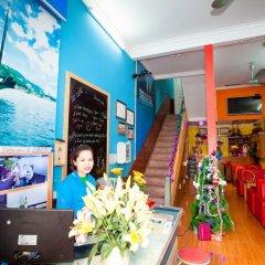 Отель Halong Party Hostel Вьетнам, Халонг - отзывы, цены и фото номеров - забронировать отель Halong Party Hostel онлайн бассейн фото 3