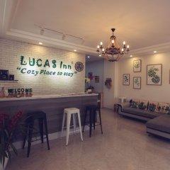 Отель Lucas Inn Далат гостиничный бар