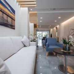 Park Hotel Morigi Гаттео-а-Маре интерьер отеля