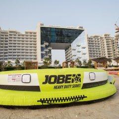 Отель Five Palm Jumeirah Dubai городской автобус