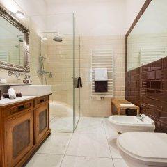 Отель Rosa Linde - Comfort B&B Австрия, Вена - отзывы, цены и фото номеров - забронировать отель Rosa Linde - Comfort B&B онлайн ванная