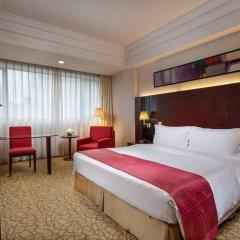 Отель Holiday Inn Shanghai Hongqiao Central комната для гостей фото 3