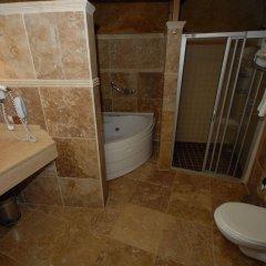 Melis Cave Hotel Турция, Ургуп - отзывы, цены и фото номеров - забронировать отель Melis Cave Hotel онлайн ванная