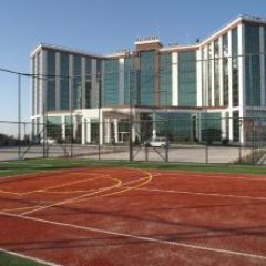 Grand Altuntas Hotel Турция, Селиме - отзывы, цены и фото номеров - забронировать отель Grand Altuntas Hotel онлайн спортивное сооружение