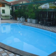Отель Ruamchitt Travelodge Бангкок бассейн фото 3